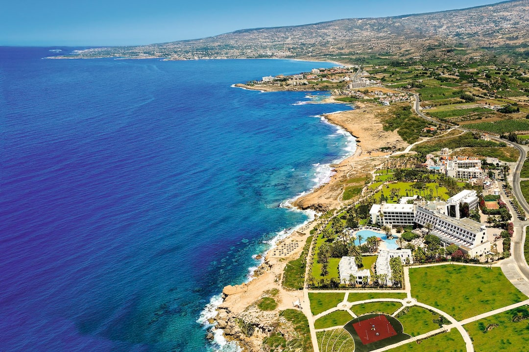 Holiday to Azia Resort  Spa in CHLORAKAS (CYPRUS) for 3 nights (HB) departing from gatwick on 04 Nov