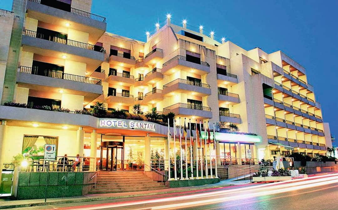 Holiday to Santana Hotel in QAWRA (MALTA) for 7 nights (HB) departing from gatwick on 02 Apr