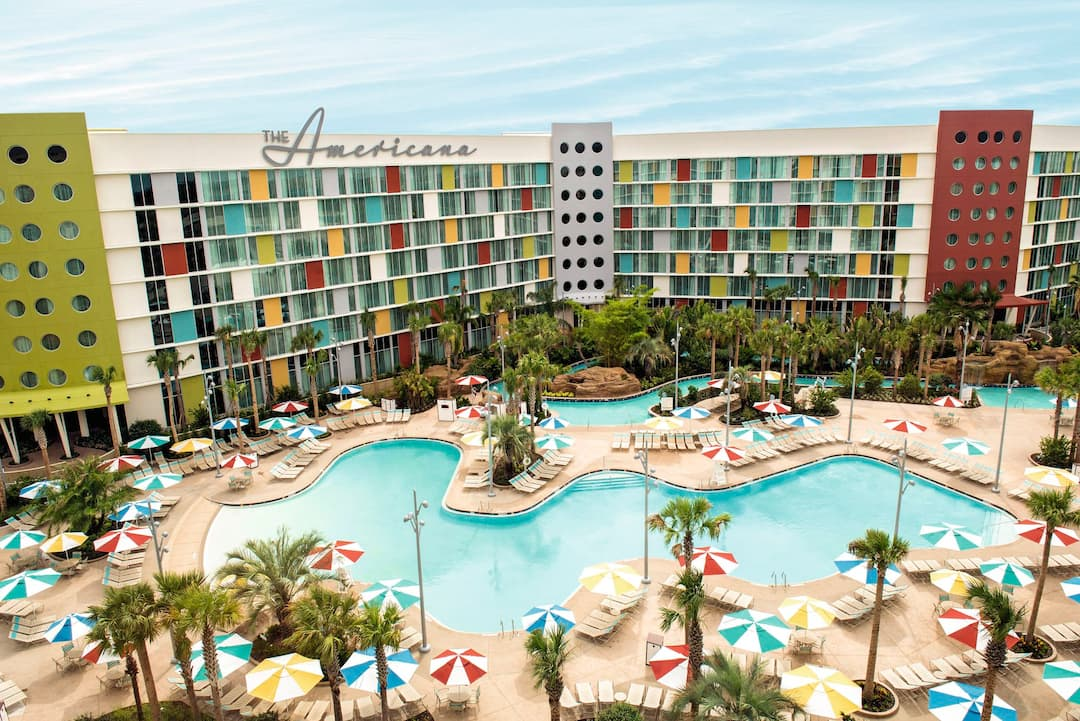 Holiday to Universal's Cabana Bay Beach Resort in UNIVERSAL ORLANDO RESORT (UNITED STATES OF AMERICA) for 7 nights (RO) departing from manchester on 27 Apr