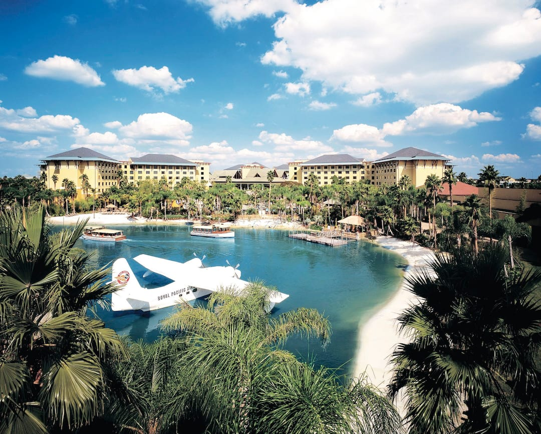 Holiday to Universal's Royal Pacific Resort Hotel in UNIVERSAL ORLANDO RESORT (UNITED STATES OF AMERICA) for 7 nights (RO) departing from manchester on 23 Apr