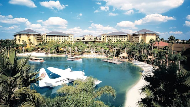 Loews Royal Pacific Resort at Universal Orlando®