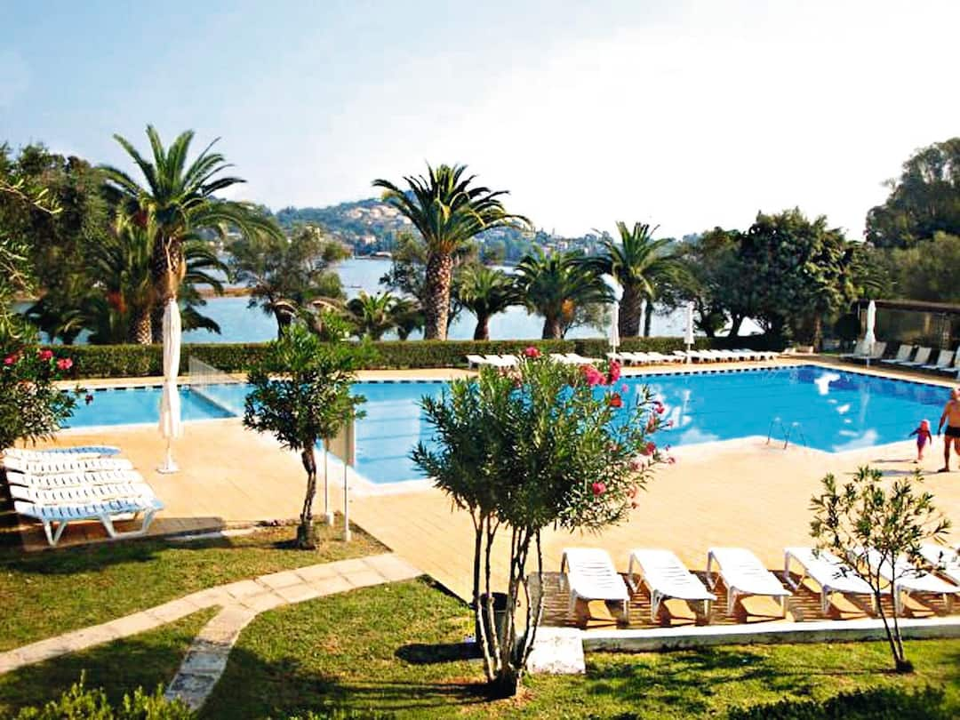 Holiday to Helion Resort in GOUVIA (GREECE) for 3 nights (SC) departing from bournemouth on 05 Jun