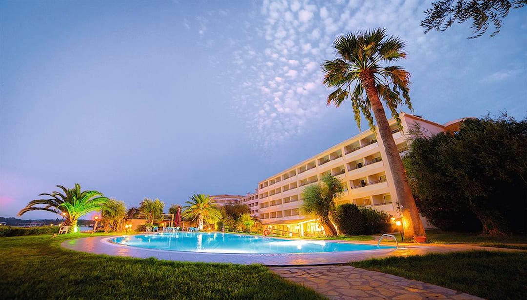Holiday to Elea Beach Hotel in DASSIA (GREECE) for 3 nights (HB) departing from bristol on 07 May