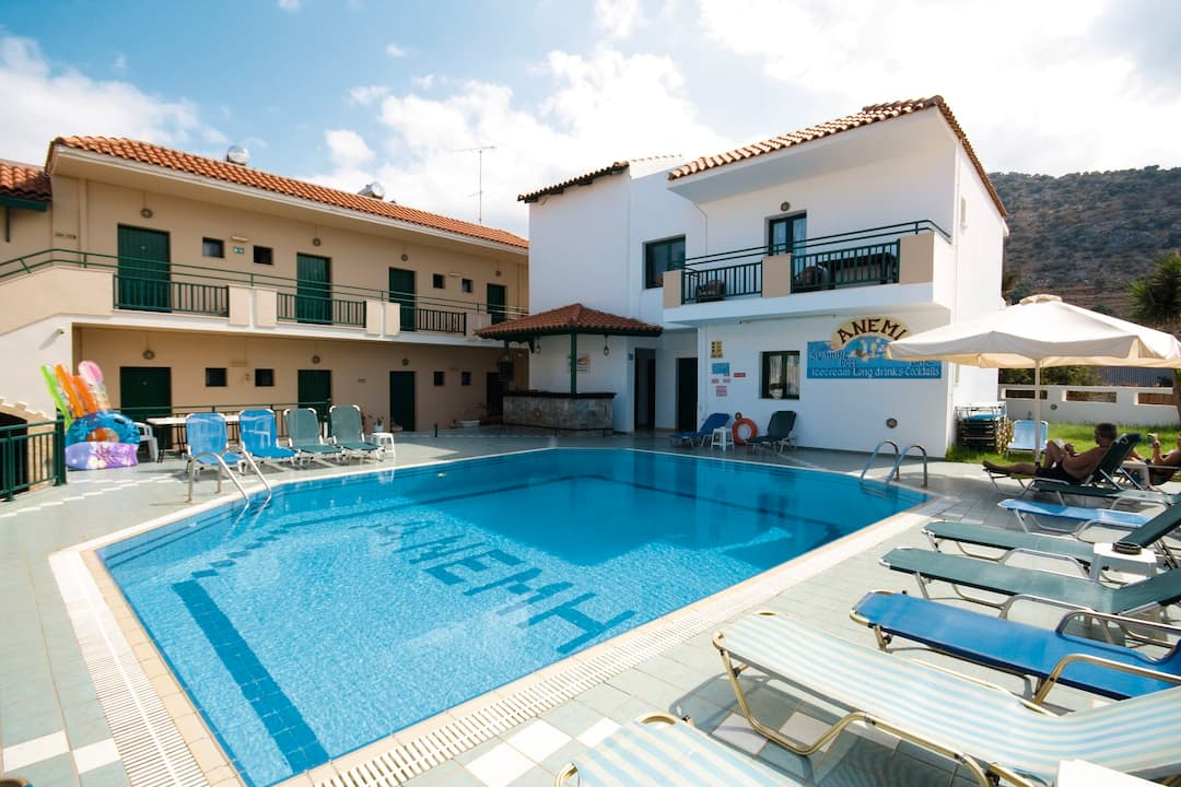 Holiday to Anemi Studios Apts & Mezonetes in STALIS (GREECE) for 7 nights (SC) departing from newcastle on 28 May