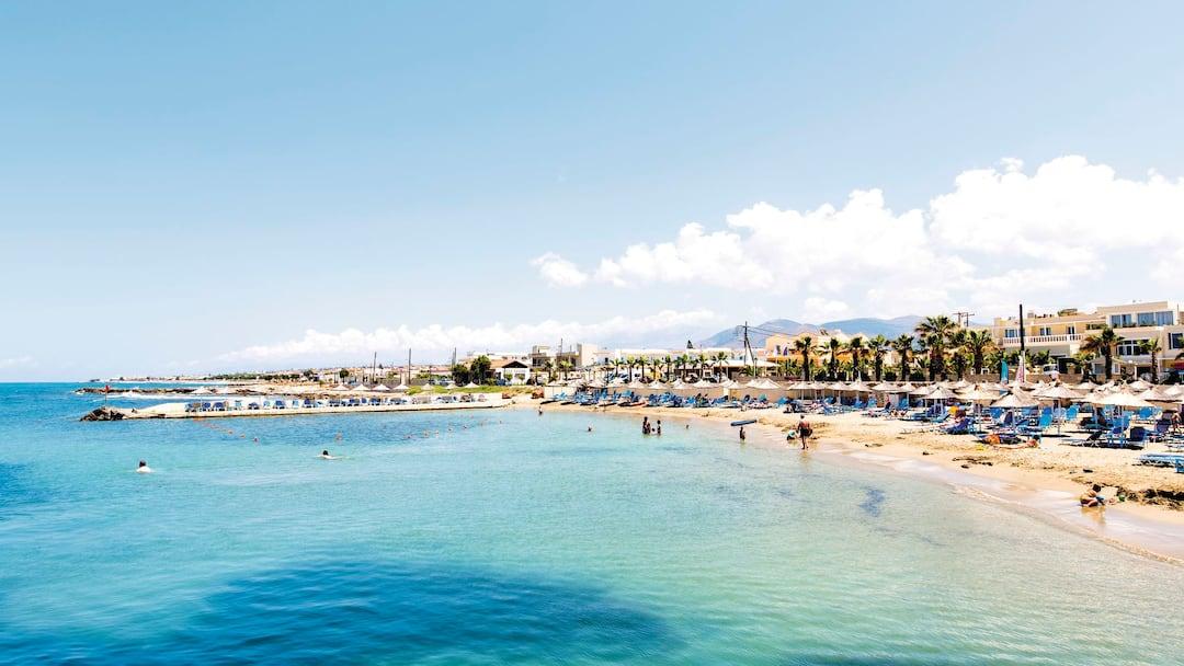 All Inclusive Holidays To Lyttos Beach