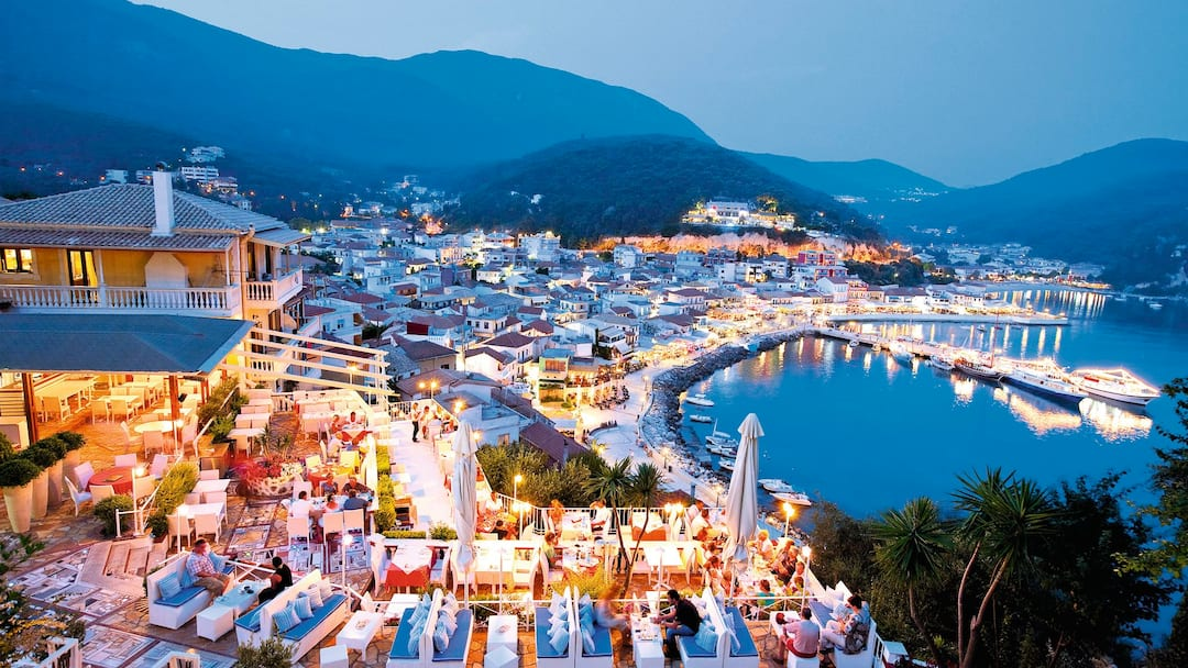 Last Minute Holidays To Parga Town 2018 2019 Thomson