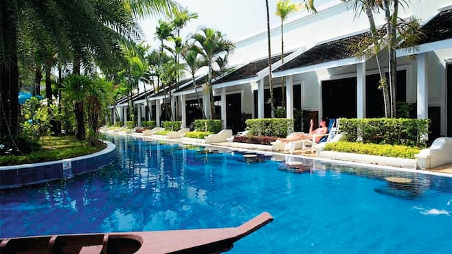 The access pool resort spa in karon beach thomson now tui for Pool and spa show 2016