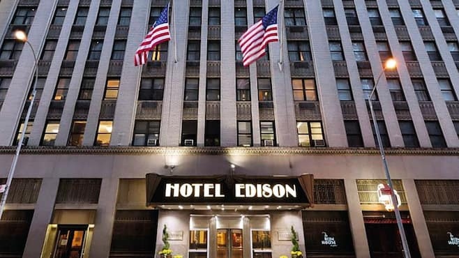 Edison Hotel in New York | Thomson now TUI