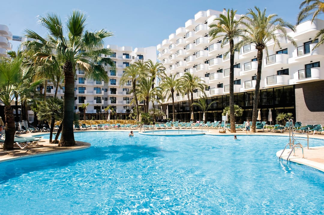 Holiday to Protur Palmeras Playa Hotel in SA COMA (SPAIN) for 3 nights (AI) departing from gatwick on 05 May