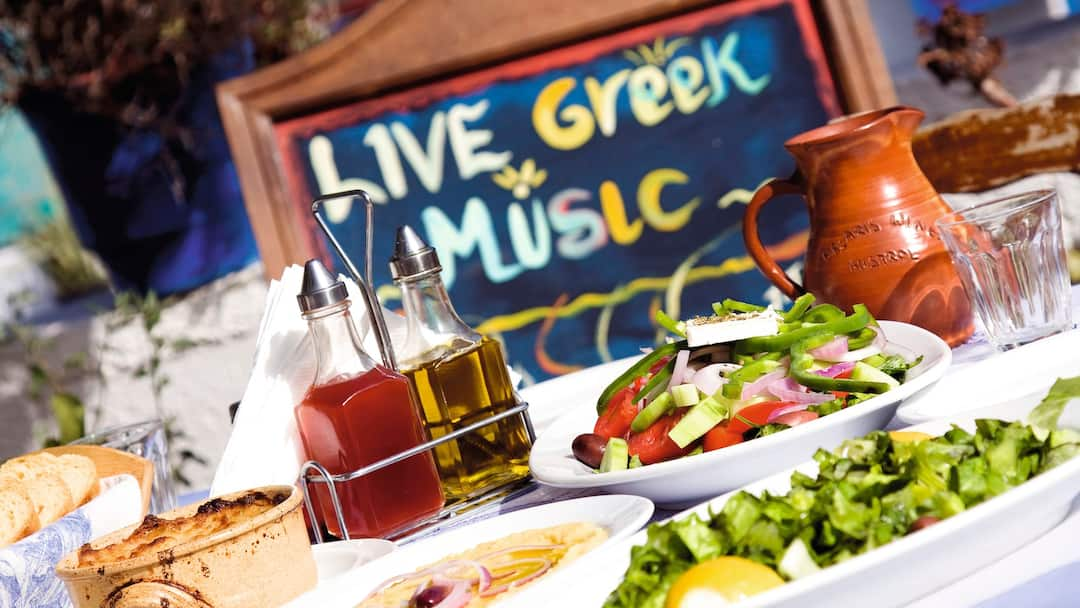 Is The Food Safe To Eat In Greece