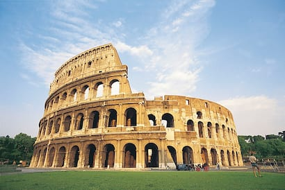 Rome & The Colosseum