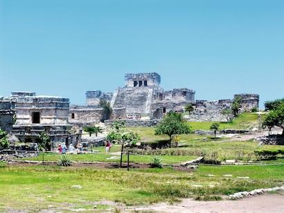 Tulum Mayan Ruins & Beach