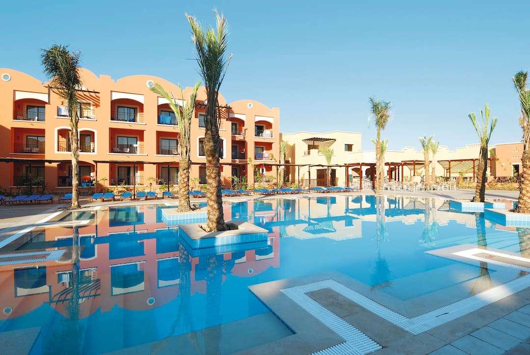 Holiday to Jaz Dar El Madina in CORAYA BAY (EGYPT) for 3 nights (AI) departing from gatwick on 02 May