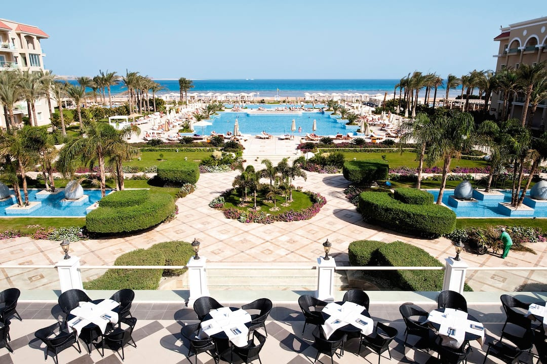 Holiday to Premier Le Reve Hotel & Spa in SAHL HASHEESH (EGYPT) for 3 nights (AI) departing from birmingham on 13 Dec