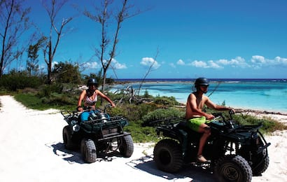 Atv & Beach Adventure