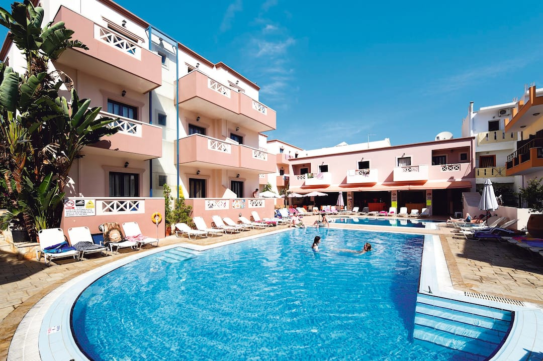Holiday to Ilios Malia in MALIA (GREECE) for 7 nights (SC) departing from newcastle on 28 May