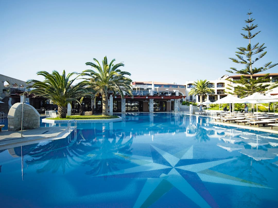 Holiday to Tui Family Life Atlantica Creta Paradise in GERANI (GREECE) for 4 nights (AI) departing from manchester on 27 Sep