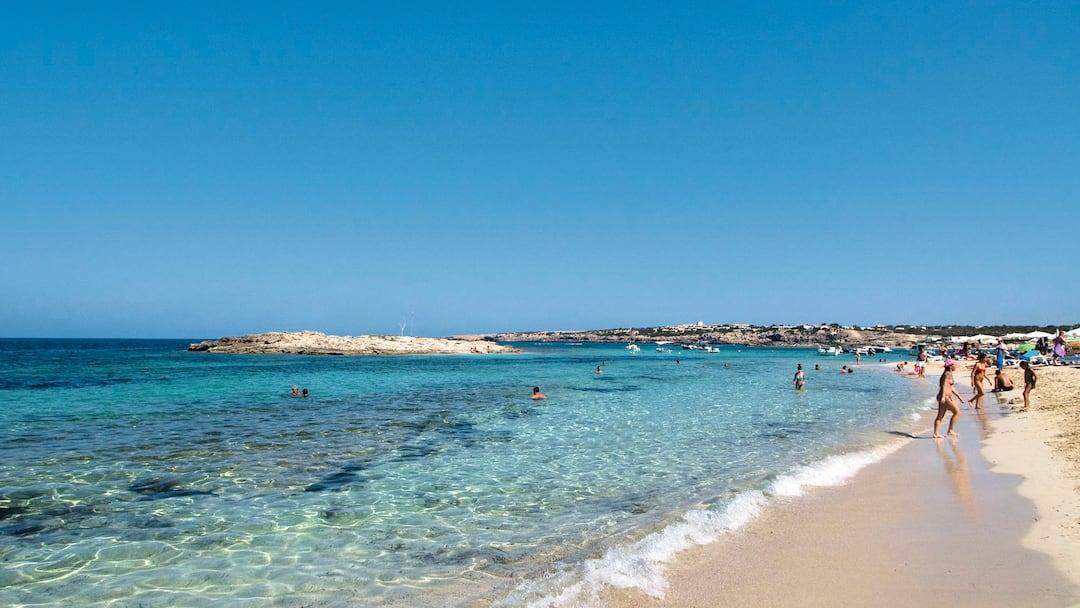 Formentera Beach, Ibiza