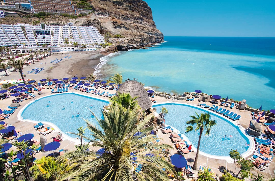 Holiday to Taurito Princess Hotel in PLAYA TAURITO (SPAIN) for 3 nights (AI) departing from birmingham on 17 Dec