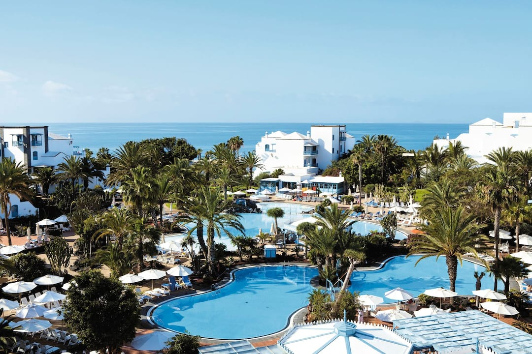 Holiday to Seaside Los Jameos Playa Hotel in PLAYA DE LOS POCILLOS (SPAIN) for 5 nights (HB) departing from gatwick on 05 May