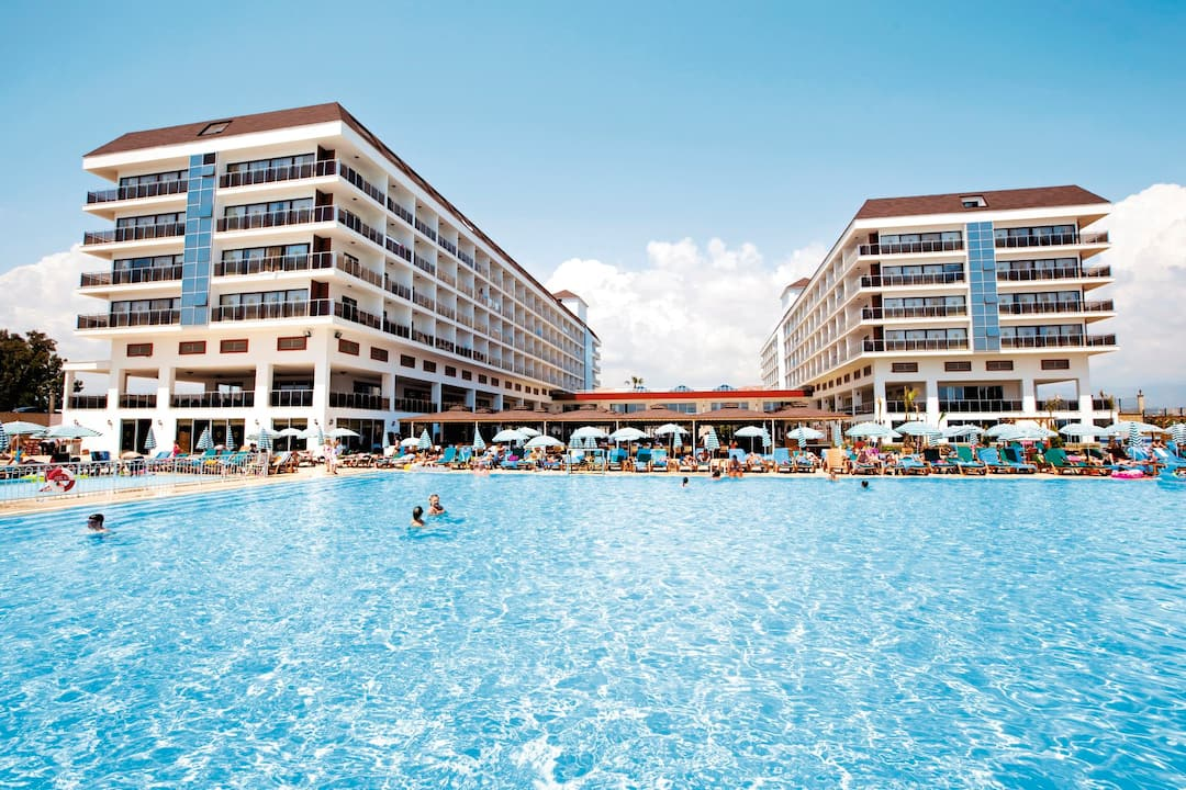 Holiday to Eftalia Aqua in TURKLER (TURKEY) for 7 nights (AI) departing from stansted on 11 Jun