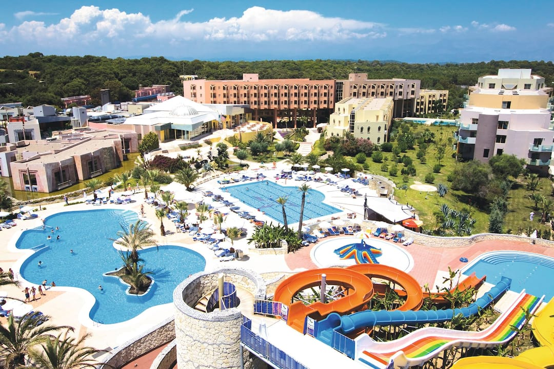 Holiday to Blue Waters Resort in SIDE (TURKEY) for 3 nights (AI) departing from bristol on 23 Jun