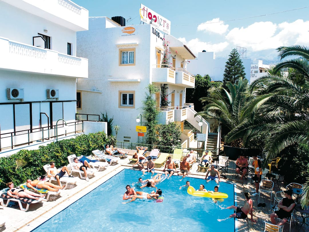 Holiday to Ilios 1 in MALIA (GREECE) for 3 nights (SC) departing from gatwick on 26 Sep