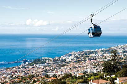 Taste Of Madeira & Cable Car