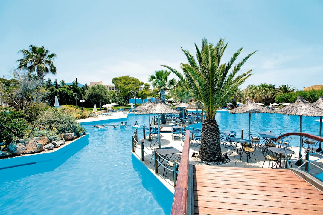 Holiday to Aquila Rithymna Beach in RETHYMNON (GREECE) for 4 nights (HB) departing from bristol on 13 Oct