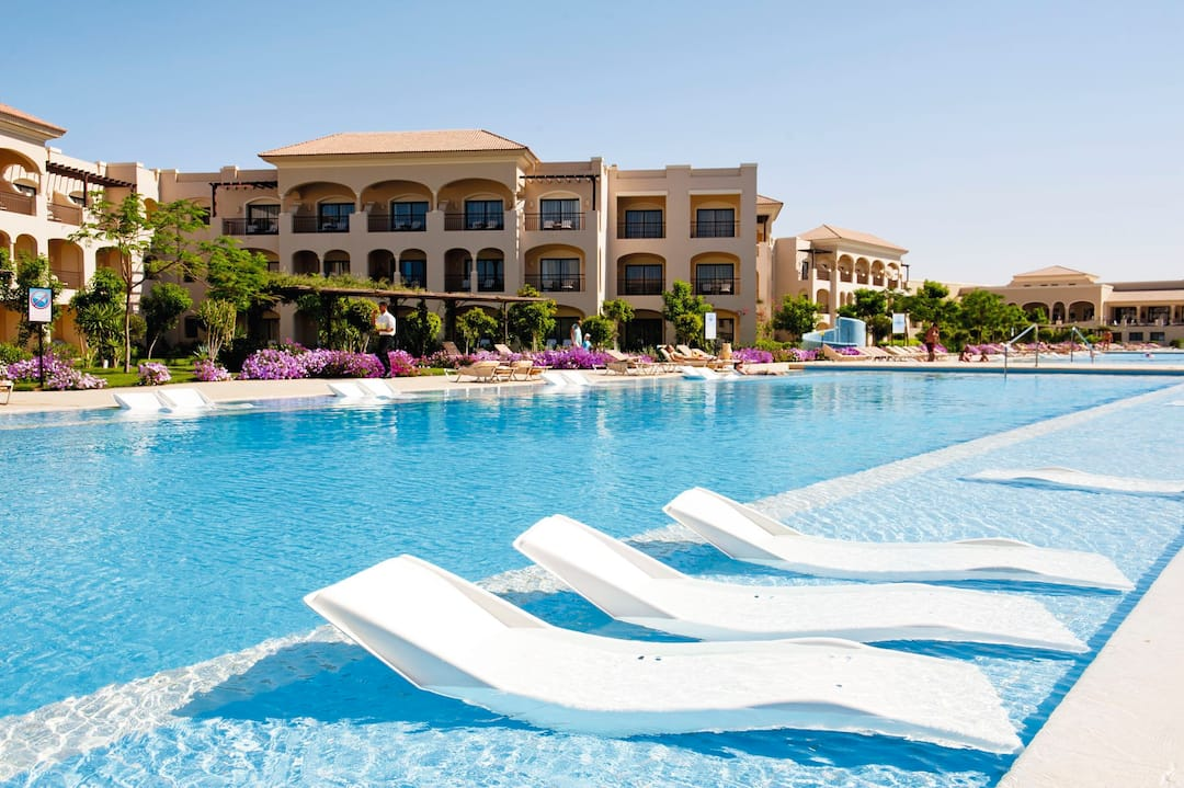 Holiday to Jaz Aquamarine in HURGHADA CITY (EGYPT) for 4 nights (AI) departing from birmingham on 01 Apr