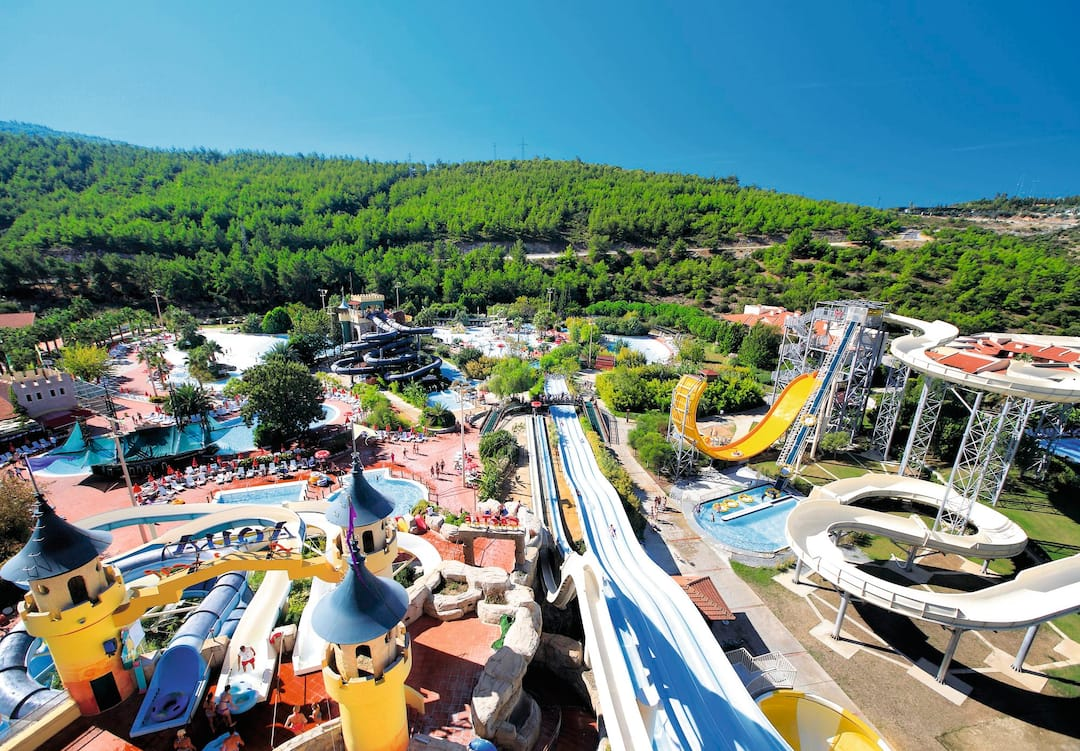 Holiday to Aqua Fantasy Aquapark Hotel in KUSADASI (TURKEY) for 7 nights (AI) departing from manchester on 04 May