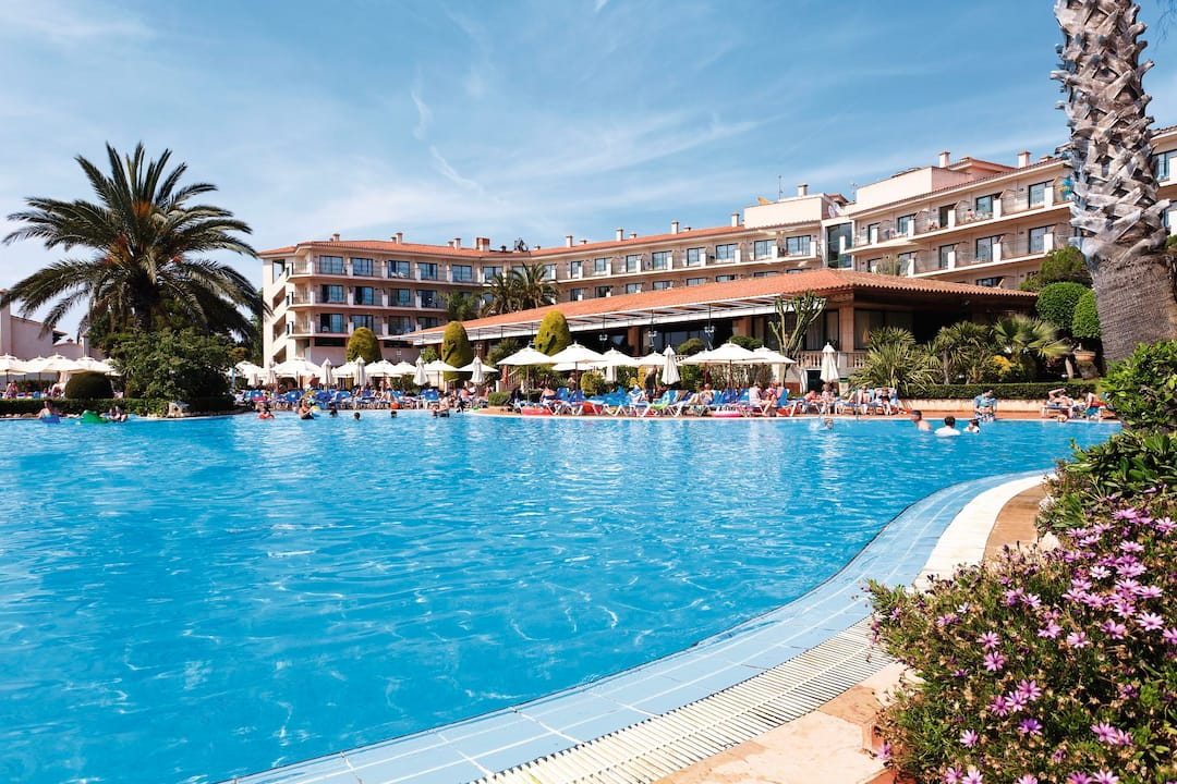 Holiday to Valentin Son Bou Hotel in SON BOU (SPAIN) for 3 nights (HB) departing from birmingham on 12 Jun
