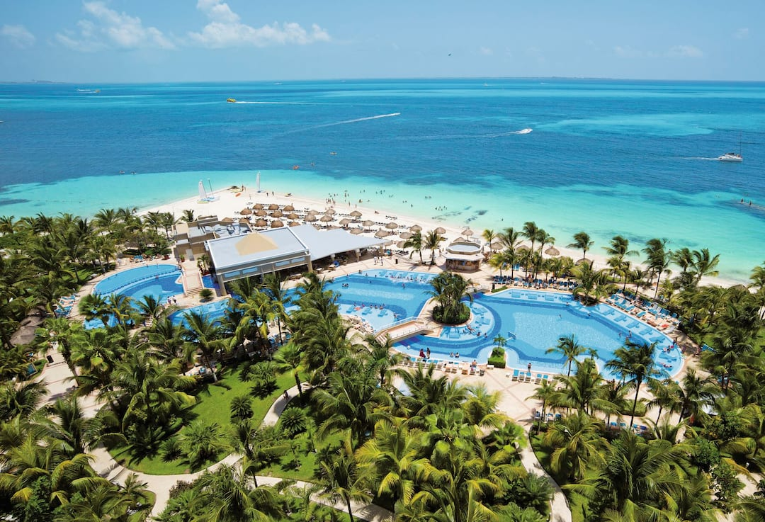 Holiday to Riu Caribe in CANCUN (MEXICO) for 5 nights (AI) departing from manchester on 29 Apr