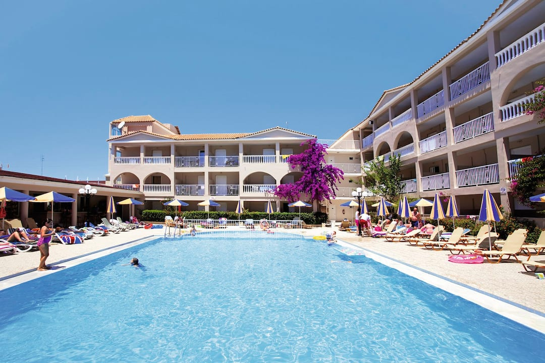 Holiday to Planos Aparthotel in TSILIVI (GREECE) for 3 nights (SC) departing from bristol on 14 May