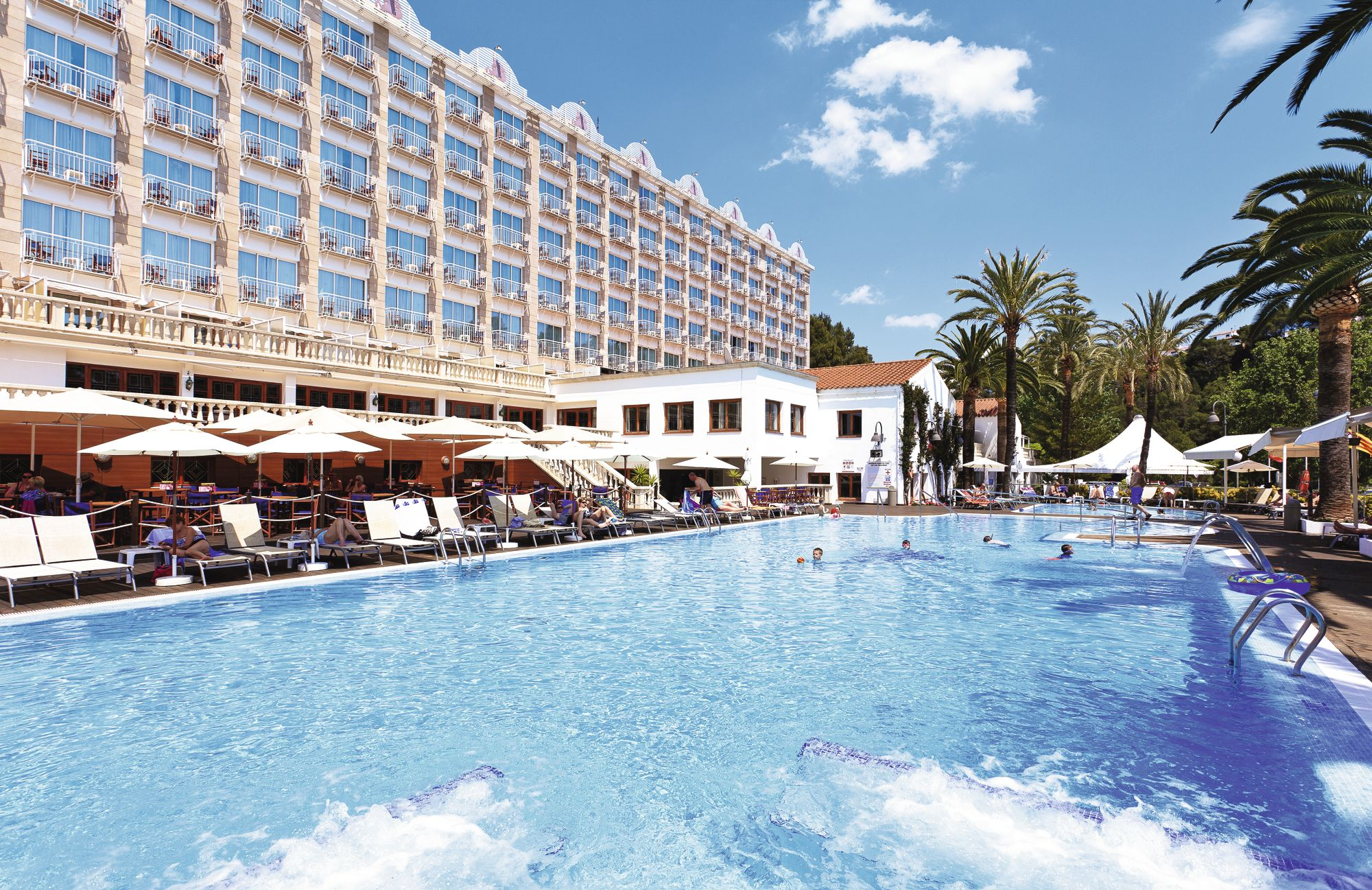 Holiday to Cala Galdana Hotel in CALA GALDANA (SPAIN) for 3 nights (HB) departing from birmingham on 10 May
