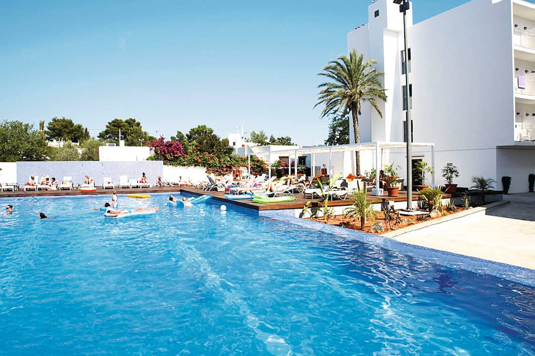 Holiday to Puchet Hotel in SAN ANTONIO (SPAIN) for 7 nights (BB) departing from BFS on 27 May