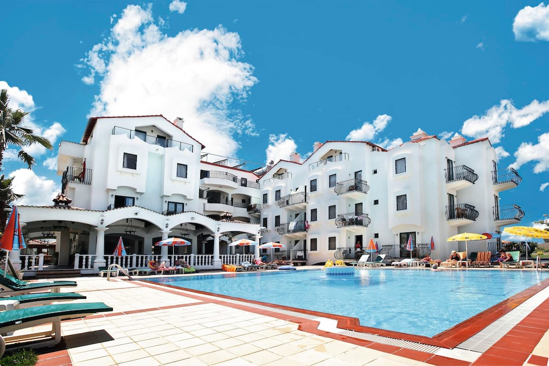 Holiday to Oykun Hotel in CALIS BEACH (TURKEY) for 7 nights (BB) departing from gatwick on 04 Jun