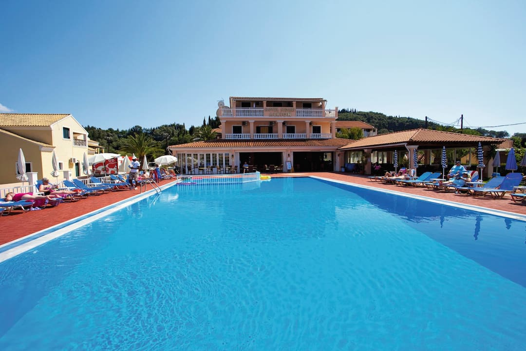 Holiday to Alkion Hotel in SIDARI (GREECE) for 4 nights (HB) departing from manchester on 20 May
