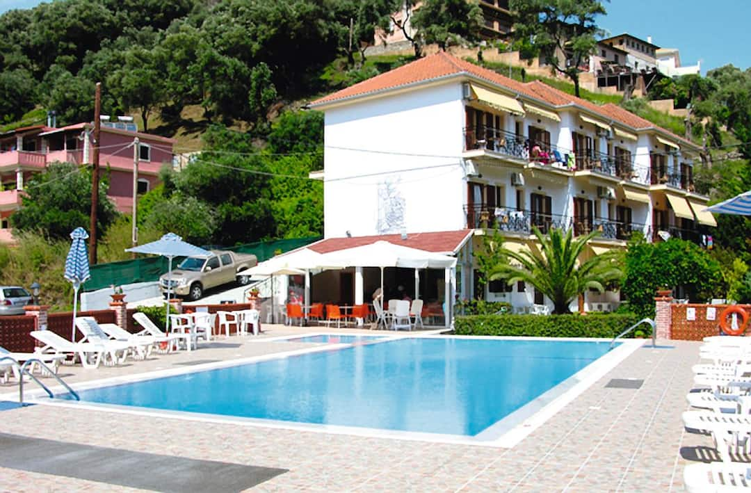 Holiday to Angelika Studios Villa in PARGA (GREECE) for 7 nights (SC) departing from gatwick on 03 May