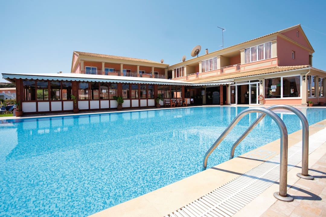 Holiday to Thomas Bay Hotel in SAN STEFANOS (GREECE) for 3 nights (HB) departing from bournemouth on 15 May