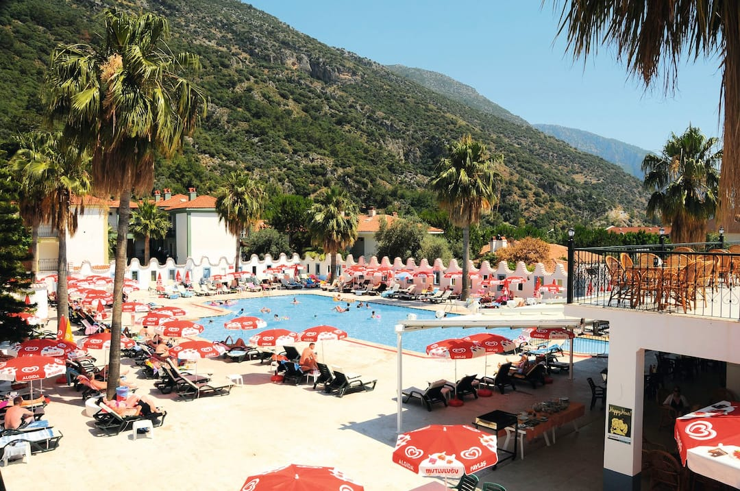 Holiday to Karbel Hotel in OLU DENIZ (TURKEY) for 5 nights (AI) departing from manchester on 06 May
