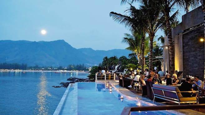cape sienna phuket hotel villas in kamala beach. Black Bedroom Furniture Sets. Home Design Ideas