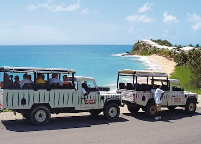 Antigua 4X4 Adventure & Beach