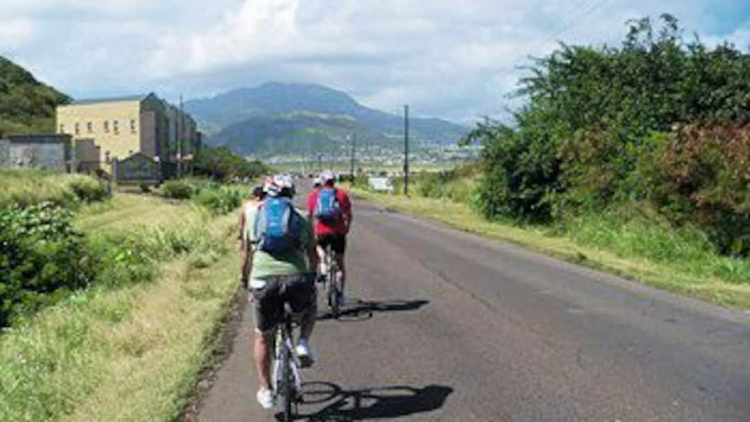 St Kitts Bicycle Tour