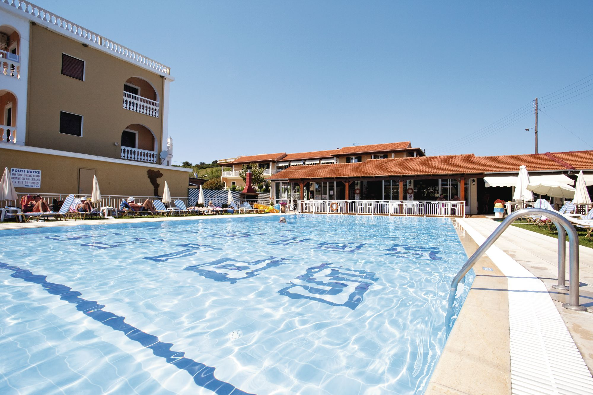 Holiday to Kaloudis Village Apartments in ARILAS (GREECE) for 4 nights (SC) departing from bournemouth on 04 May