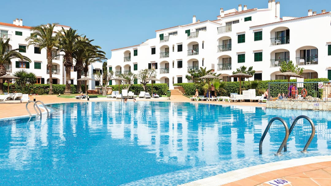 Holiday to Vista Blanes Apartments in CALAN BLANES (SPAIN) for 3 nights (SC) departing from birmingham on 07 Jun