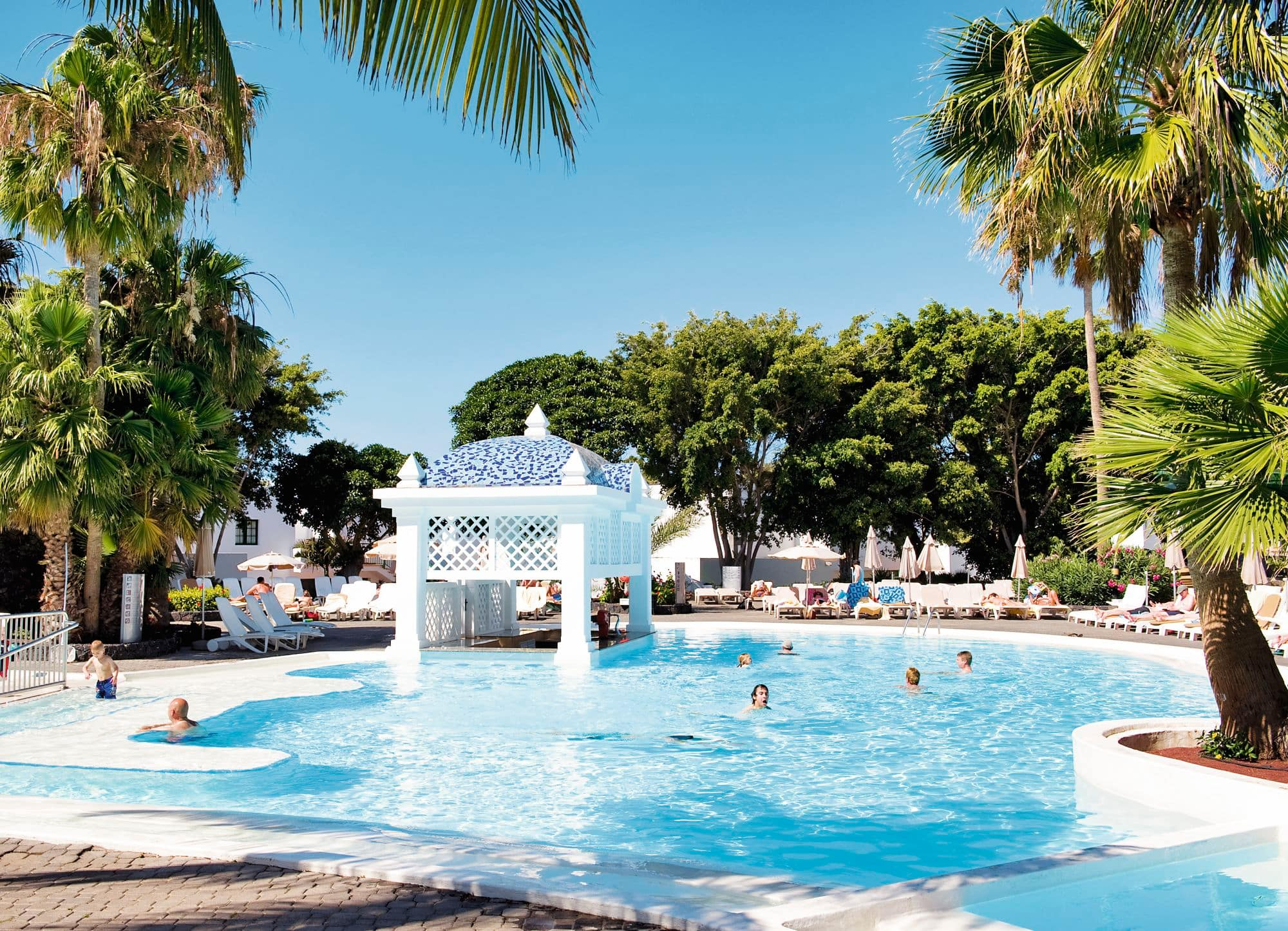 Clubhotel Riu Paraiso Lanzarote Resort Cheap Holidays To Clubhotel