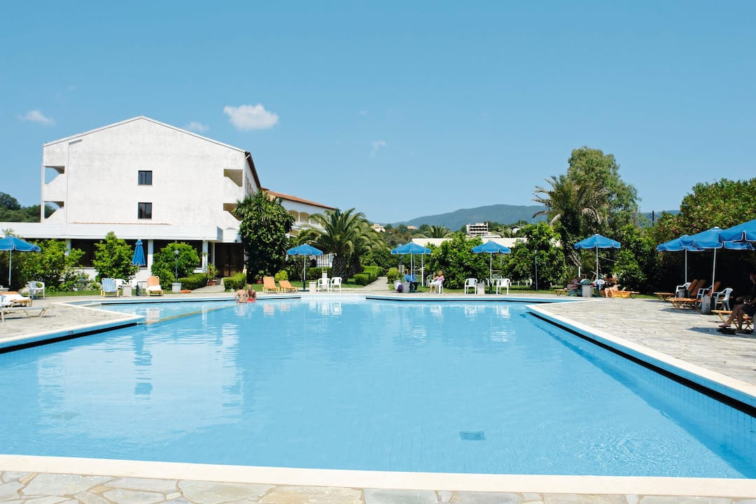 Holiday to Livadi Nafsika Hotel in DASSIA (GREECE) for 3 nights (AI) departing from bristol on 07 May