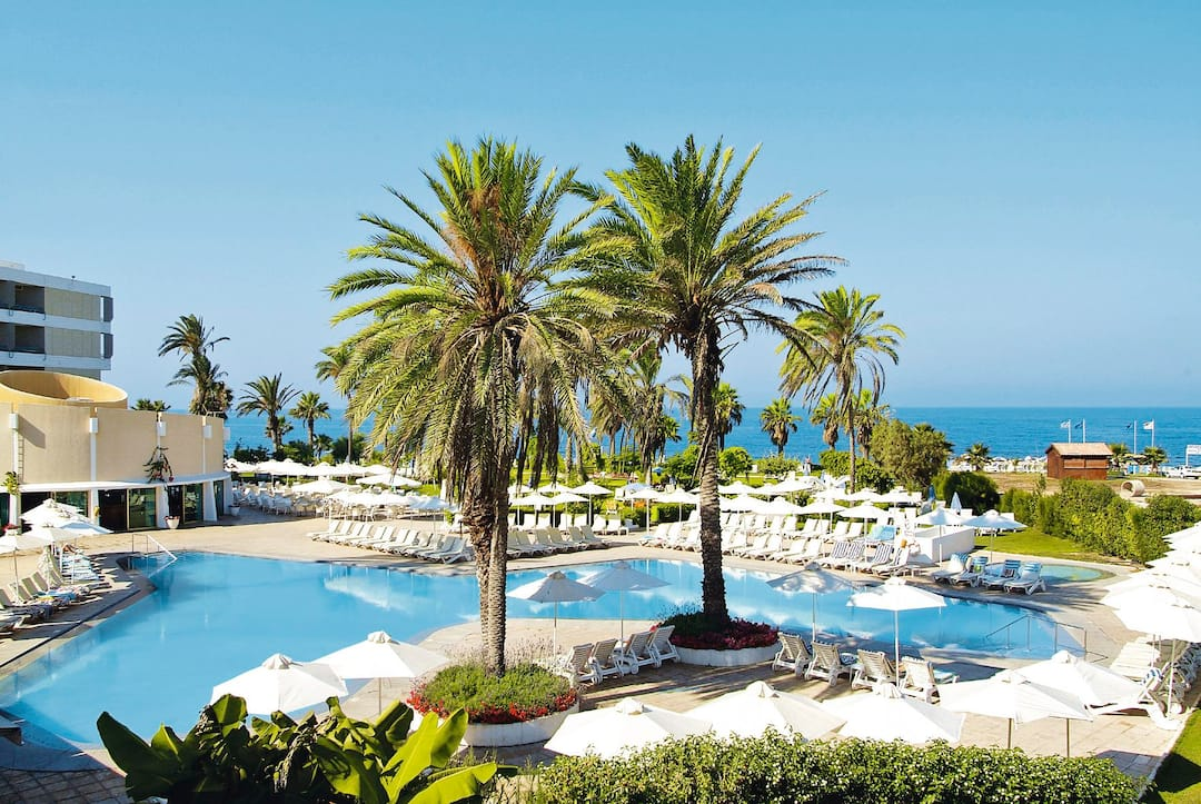 Holiday to Louis Imperial Beach Hotel in PAPHOS (CYPRUS) for 3 nights (AI) departing from gatwick on 13 Jan