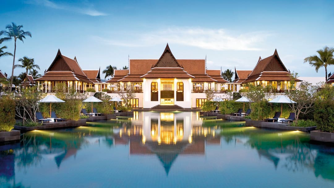 JW Marriott Khao Lak Resort